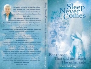 Sleep Never Comes by Pam McCagh