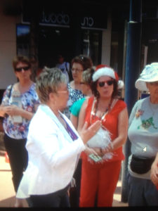 energy Reading in the streets of Mandurah